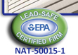 We use lead paint safe work practices!
